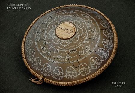 Новый дизайн: Днипро. Язычковый барабан Гуда. фото 1
