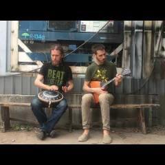 7 beat rhythm improvisation Guda Drum (Pasha Aeon) Balalaika (George Nefedov)