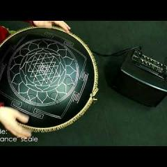 """Guda Double FX. """"ZenTrance"""" scale / """"Equinox"""" scale. (in the frequency of A=432Hz)"""