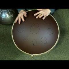 """Zen Percussion Drum 2.0 Plus. """"Zen Trance"""" scale."""
