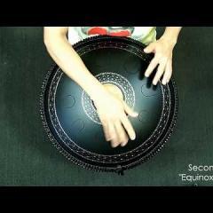 """GUDA DOUBLE. """"Zen Trance"""" scale / """"Equinox"""" scale"""