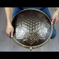 Guda Coin Ultra. Brass+Aluminum. 2 Pentatonic  scales