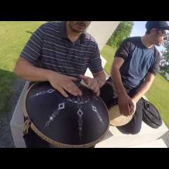GUDA drum JAM feat: Karl Tremblay