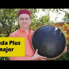 "Guda Plus. (Guda Drum ""SteelPan"" option. F Major scale). Performed by Anatoliy Gernadenko."