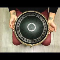 Guda Ortus Brass. Enigma in E scale. Ukrainian design