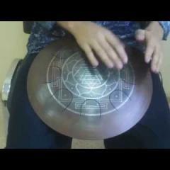 Guda Freezbee. (Music by Pasha Aeon)