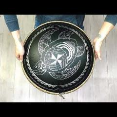 Guda Double. Zen Trance/Equinox scale