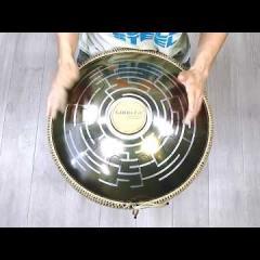 Guda Double. Mystic/Kurd scale