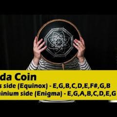 Guda Coin Brass. Equinox/Enigma scale. Performed by Anatoliy Gernadenko.