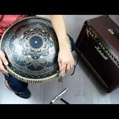 Guda Ortus Ultra Bass , 15 notes  D major scale