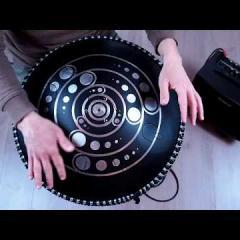 Guda Plus.Enigma Scale. Steelpan option