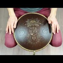 Guda Coin Brass. Zen Tance/ Equinox scales. 432 Hz