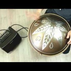 Guda 2.0 Plus FX. Zen Trance scale. Custom design