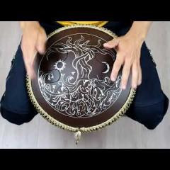 Coin Brass . Zen Trance\ African scales