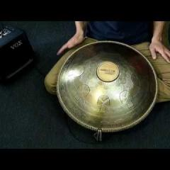 """Guda 2.0 FX (Гуда 2.0 FX) by Zen Percussion.. """"African"""" Scale"""