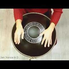 Guda Double. Celtic minor in D - Sabye scale.