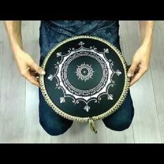 "Guda Ortus. ""Enigma"" scale.  ""Antique"" design."