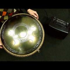 "Guda 2.0 Plus FX. ""Equinox"" scale. ""Basic"" design. (in the frequency of A=432Hz)"
