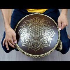 Guda Coin Brass. Equinox/Akebono scales