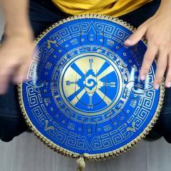 Guda Coin Brass. Aurora / Major pentatonic scales