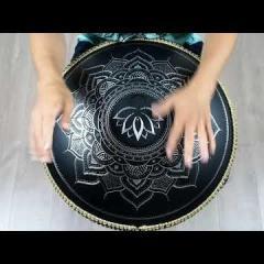 Guda Double. Celtic Minor /Kurd scales.