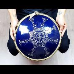Guda Coin Brass. Celtic / Equinox scales