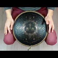 Guda Coin Brass. Celtic minor/C major.