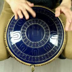 Guda Coin Brass. Hijaz / African (minor pentatonic)