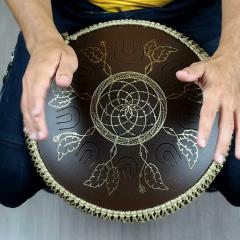 Guda Coin Brass. Arcane / Aurora scales