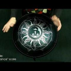 "Double. ""Zen Trance"" scale / ""Equinox"" scale."