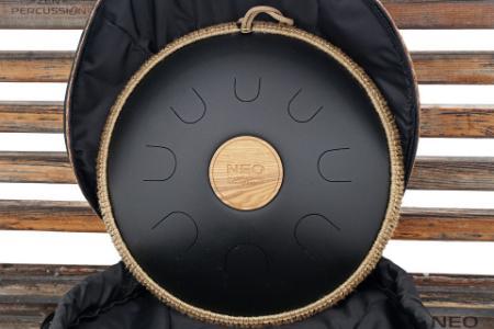Гуда, модель Нео 8, черное матовое покрытие. фото 5. крупно