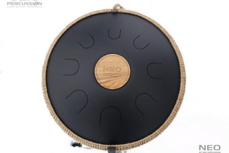 Гуда, модель Нео 8, черное матовое покрытие. фото 3