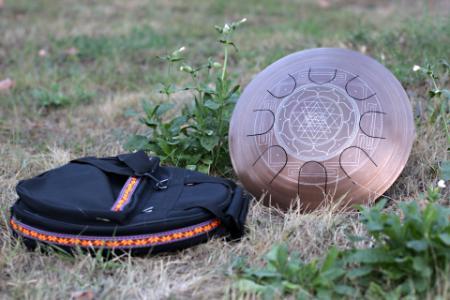 Гуда Фризби. Дизайн Sri-Yantra. фото 2