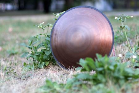 Гуда Фризби. Дизайн Sri-Yantra. фото 8