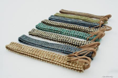 Плетеный аксессуар для хэндпанов и язычковых барабанов 1