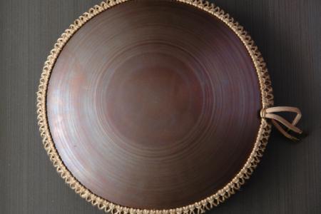 язычковый барабан Фризби. Украинский дизайн. Строй Equinox. фото 6