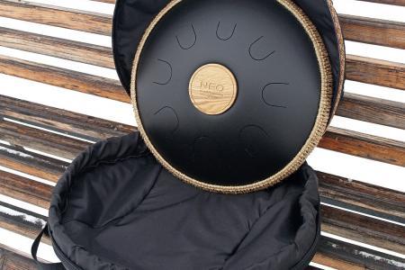 Гуда, модель Нео 8, черное матовое покрытие. фото 4. чехол