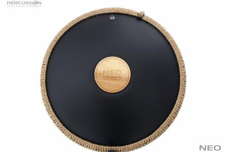 Гуда. Модель Нео 9. Черное матовое покрытие. Фото 1. низ