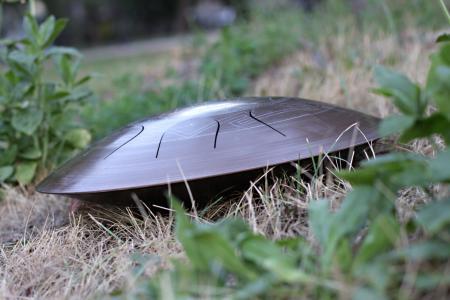 Гуда Фризби. Дизайн Sri-Yantra. фото 5
